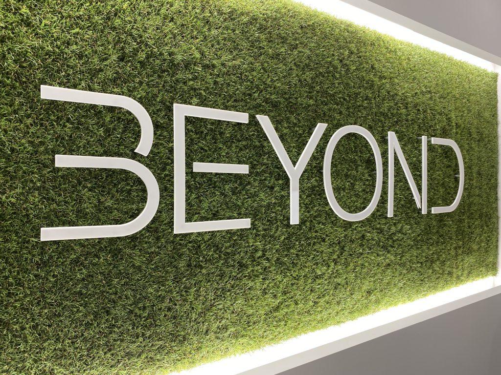 beyondロゴ